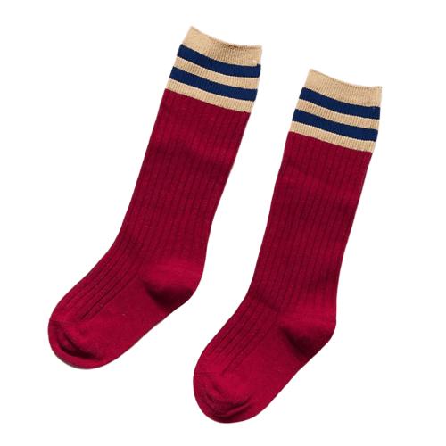 JHF-school-mahroon-socks